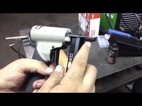 Upholstery Staplers - Electric vs Pneumatic (Air) - Porter Cable vs Craftsman