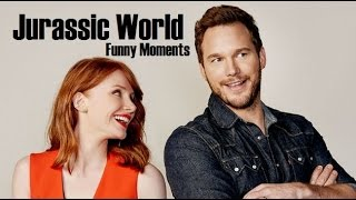 Jurassic World Funny Moments