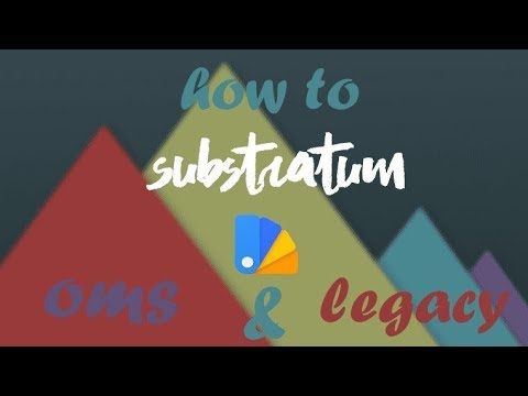 How to Apply/Remove Substratum Theme