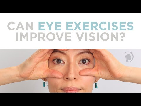 Can eye exercises improve your vision? http://faceyogamethod.com/ Face Yoga Method
