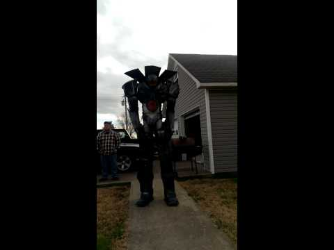 Gypsy danger costume