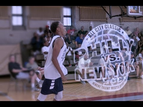 Philly vs New York   Class of 2020   2017