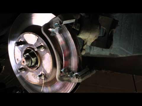 Disc Brakes - Nissan Altima
