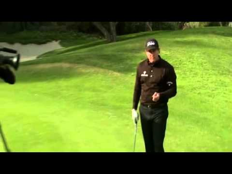 Phil Mickelson - How to hit Lob Shot off tight lie