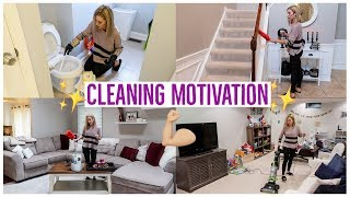 CLEAN WITH ME 2018 ✨| ENTIRE HOUSE  | EXTREME CLEANING MOTIVATION | Brianna K