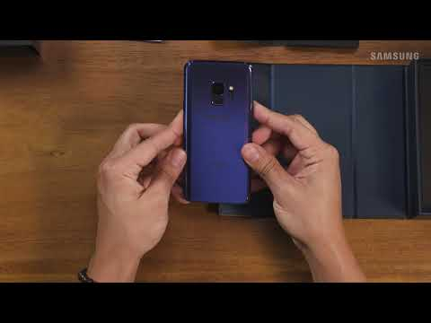 Galaxy S9|S9+ - Let's Unbox Your Phone