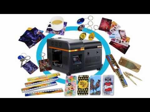 artisJet 2100U (Mobile cover printer, PVC card printer) UV LED printer