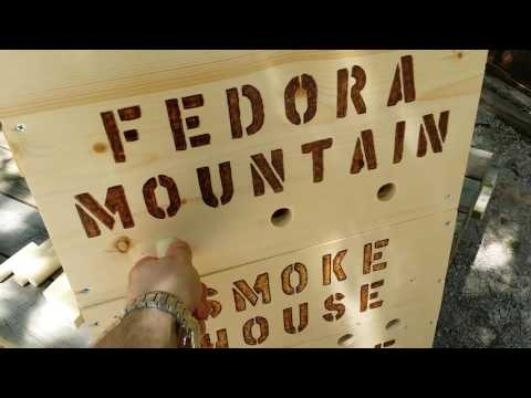 Wood Smoked Coffee - Fedora Mountain Smoke House Coffee