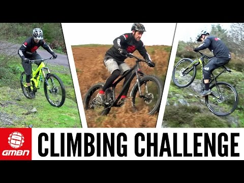 Climbing Challenge – Which Mountain Bike Climbs The Best?