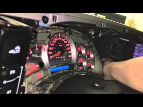 GM Gauge Cluster Repair