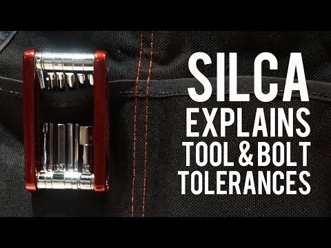 Silca Explains Precision Hex Tools vs Bolts