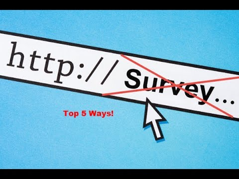How to Skip/Bypass Surveys 2016 [WORKS 100%]