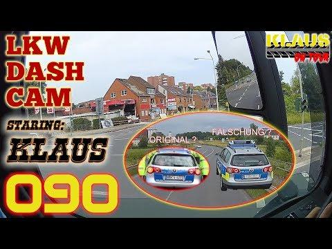 LKW DASHCAM K [090] ► Filmreife Vorstellung ► Let's Drive LKW mit KLAUS