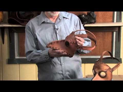 Tom Banwell's Plague Doctor Masks