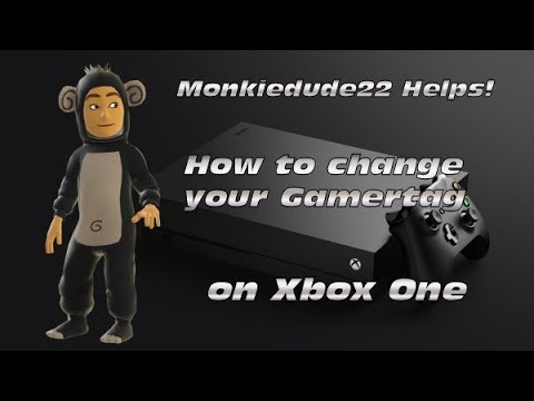 How to Change your Gamertag on Xbox One