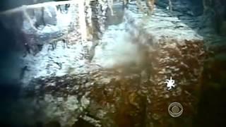 Salvage team discovers sunken treasure