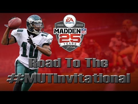 Madden 25 Ultimate Team | Road To MUT Invitational #1