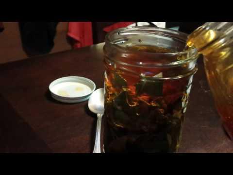 Sage Honey - Step By Step
