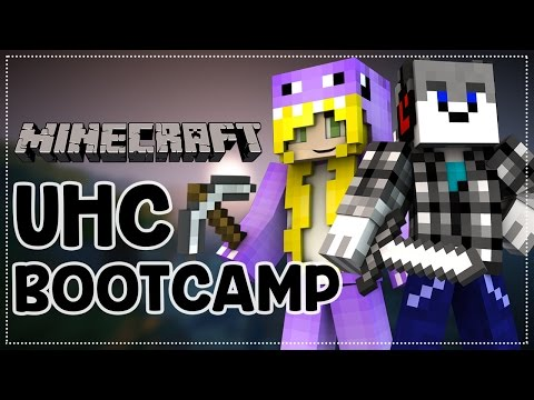 CLEAN UP CREW | Minecraft PvP Bootcamp #3 w/ iVexusHD