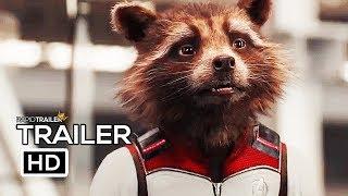 Download AVENGERS 4: ENDGAME Avengers Assemble Trailer (2019) Marvel, Superhero Movie HD Video