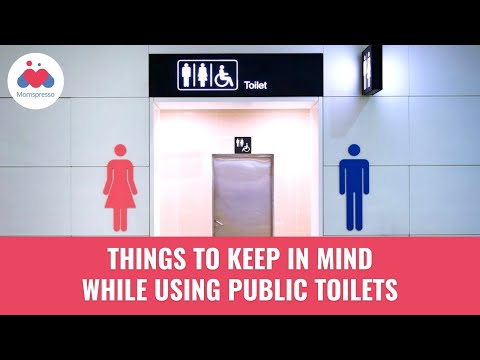 5 Things you should keep in mind while using Public Toilets