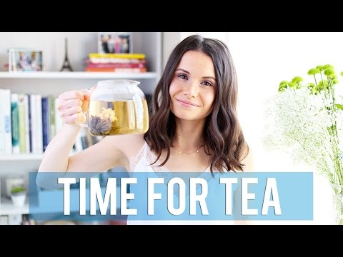 TIME FOR TEA | Q&A, Updates, Vlogging & More!
