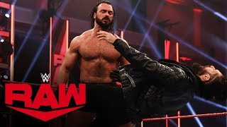 Drew McIntyre vs. Murphy: Raw, May 4, 2020