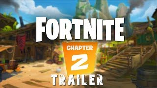 *LEAKED* FORTNITE CHAPTER 2 [TRAILER] BY EPIC GAMES!! OFFICIAL TRAILER