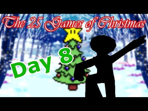 The 25 Games of Christmas - Day 8