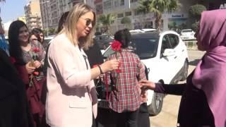 Ak Parti Mardin Milletvekili Ceyda Bölünmez Çankırı 8 Martçalışması