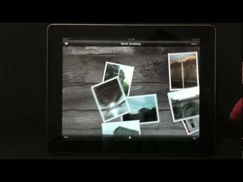 Photo Table App Downloads Facebook Albums for Offline Viewing