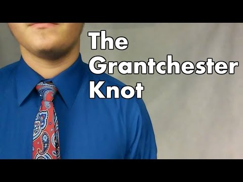 How To Tie: The Grantchester Knot (No Impressions)