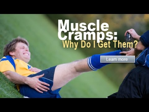 The Good & Bad Of Muscle Cramps