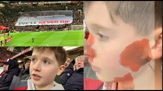 Manchester United v Wolves | Match Day Vlog | Premier League | 01.02.2020