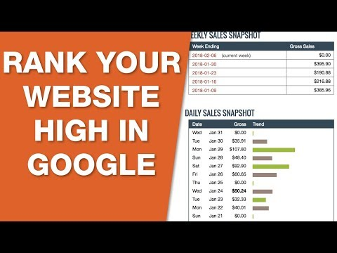 SEO For Affiliate Beginners In 2018: Rank Your Affiliate Website In Google!