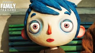 My Life as a Zucchini - Animated Family Movie Trailer