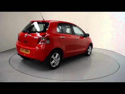 Used 2010 Toyota Yaris | Used Cars for Sale NI | Shelbourne Motors NI | AXZ4984
