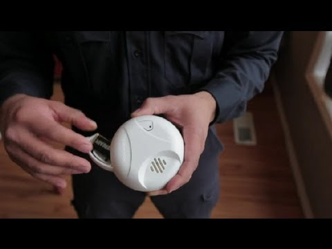I Replaced the Batteries in My Smoke Detector but It Still Chirps : Home Safety Tips