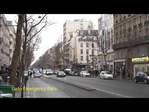 Urgence POLICE Paris ( Emergency Response )