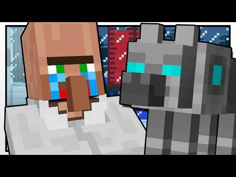 Minecraft   GRIM GOES MISSING!!   Custom Mod Adventure