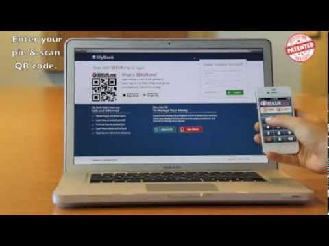 Secure Website Login & Mobile Payments