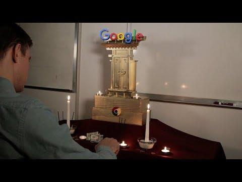 Google Shrine - Pray to Boost Your Website Ranking