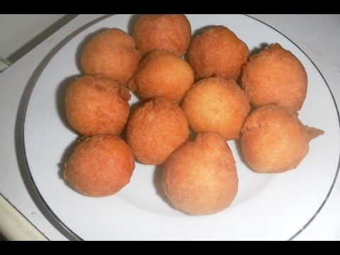How to make Ghanaian Doughnuts