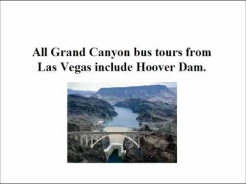 How Hoover Dam is Included in a Grand Canyon Bus Tour