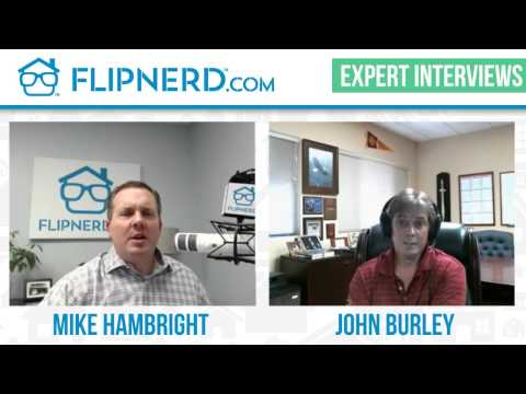 Expert Investor John Burley Explains How To Raise Funds for Real Estate Investing