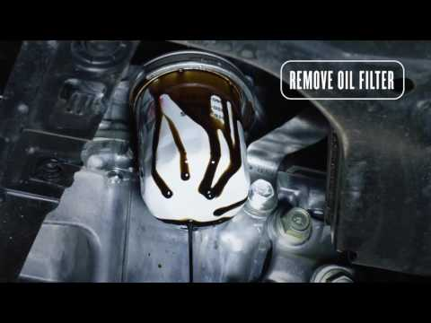 How To Change The Oil In A Honda CR-V