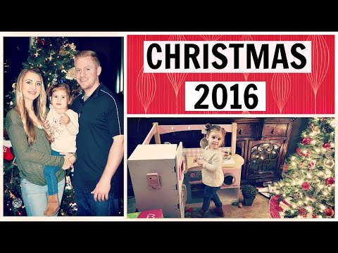 CHRISTMAS 2016! l Marissa Is A Mommy