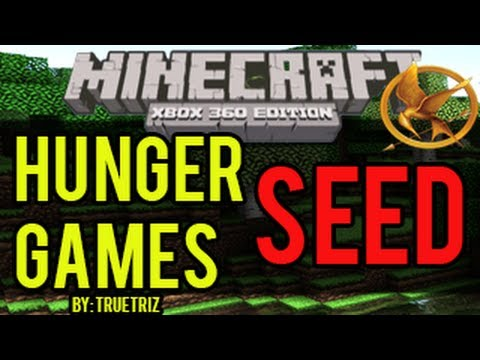 Minecraft Xbox 360 - Hunger Games Seed
