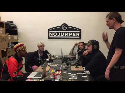 Lil Peep No Jumper Interview 2018