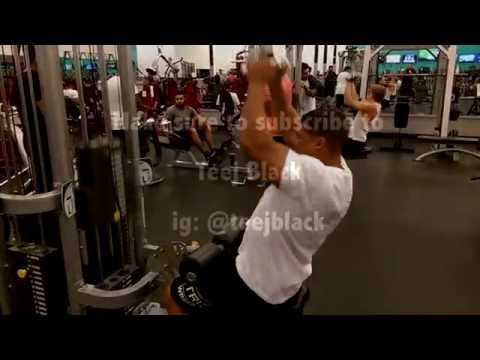 How to get a wide back! quick with tri's workout